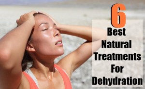 6 Natural Treatments For Dehydration