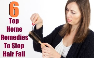 6 Top Home Remedies To Stop Hair Fall