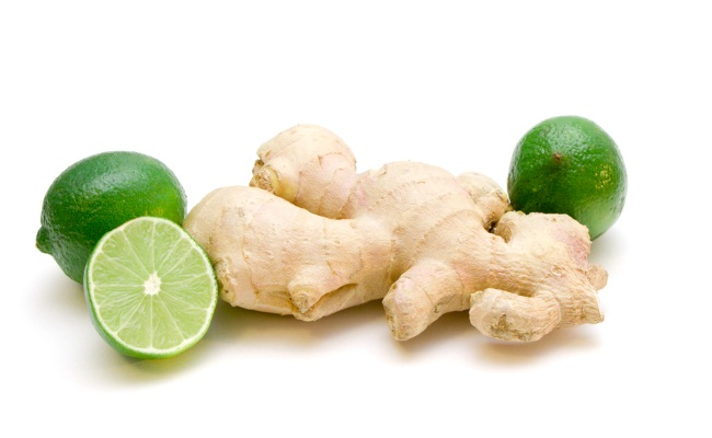 The Ginger And Lime Magic