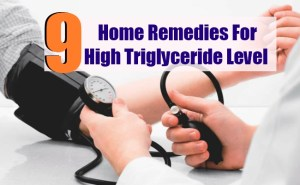 9 Effective Home Remedies For High Triglyceride Level