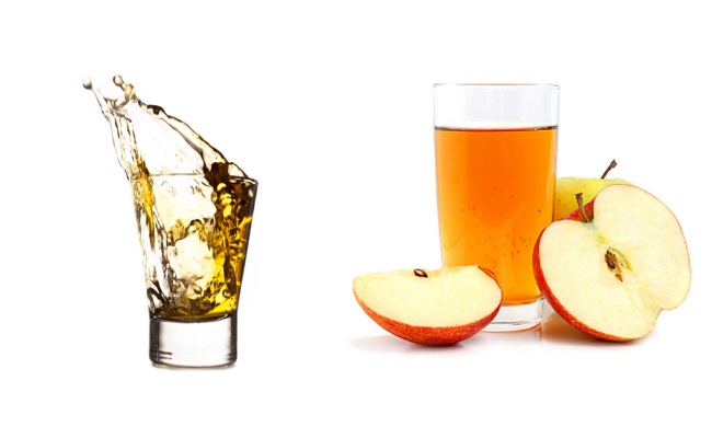 Apple Cider Vinegar And Alcohol