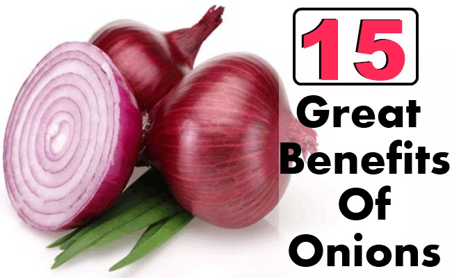 15 Great Benefits Of Onions