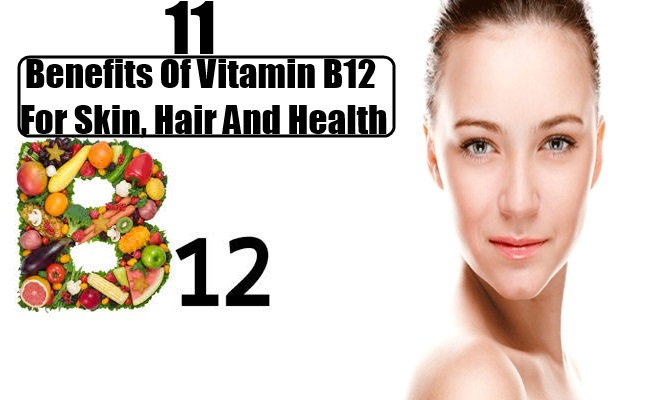 Benefits Of Vitamin B12 For Skin, Hair And Health