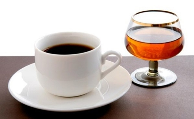 Minimize Intake Of Caffeine And Alcohol