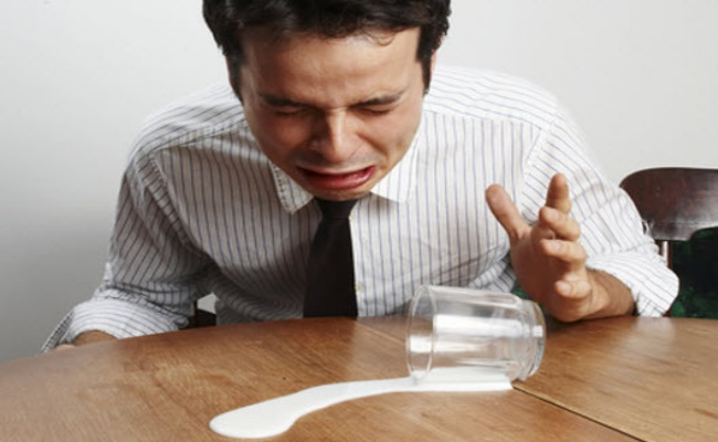 People With Lactose Intolerance Cannot Consume Any Milk Product