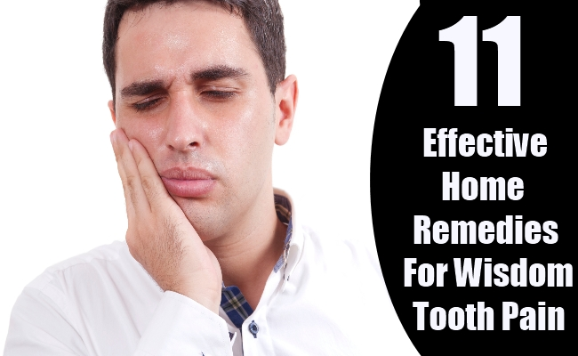 11 Effective Home Remedies For Wisdom Tooth Pain