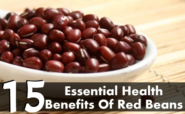 Essential Health Benefits Of Red Beans