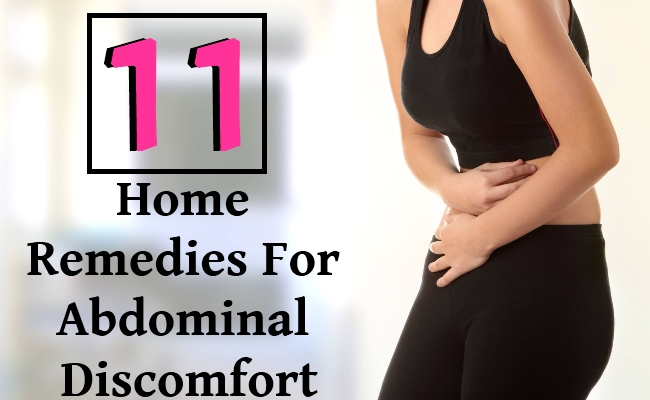 Home Remedies For Abdominal Discomfort