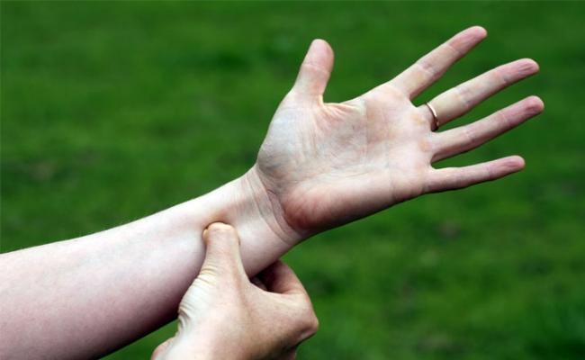 PC 6 Below The Wrist