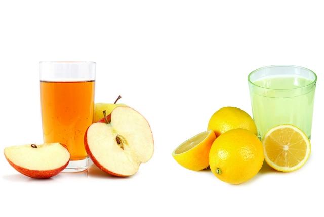 Apple Cider Vinegar With Lemon Juice