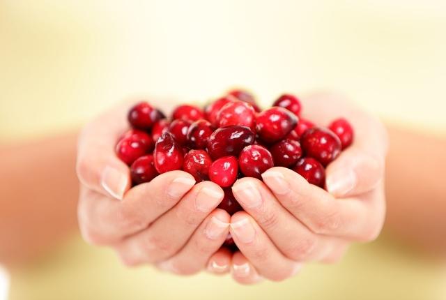 eat Cranberries