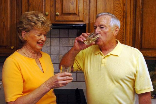 Apple Cider Vinegar & Alcohol