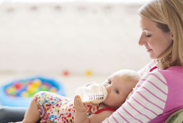 Your Baby Should Not Remain Underfed