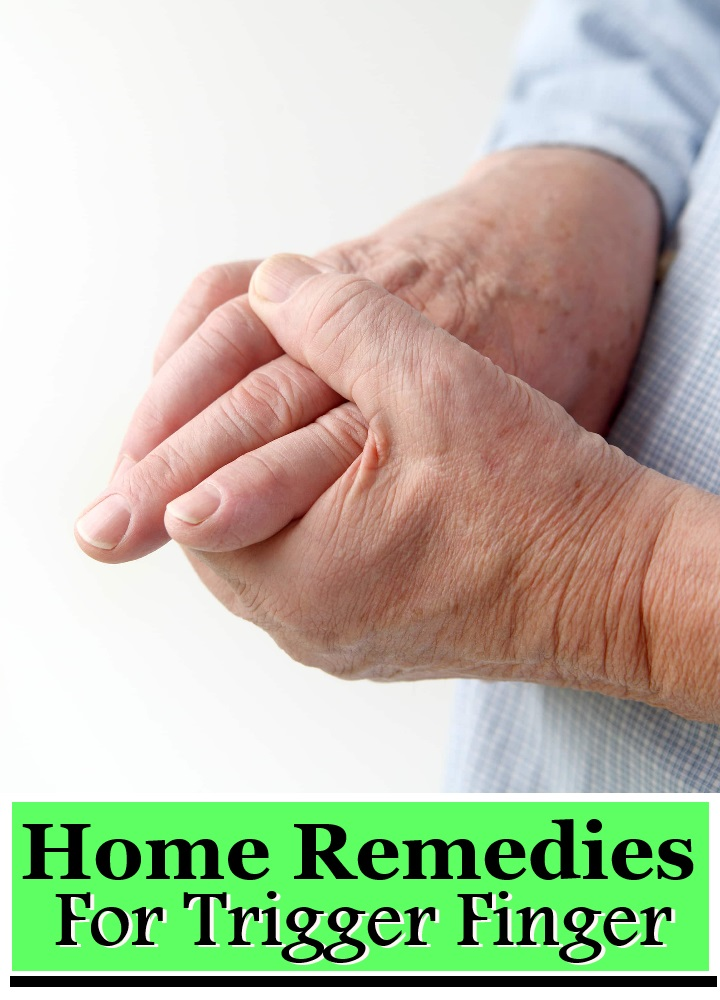 Top 5 Home Remedies For Trigger Finger