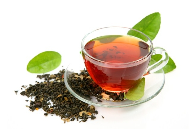 Try Black Tea And Its Bag