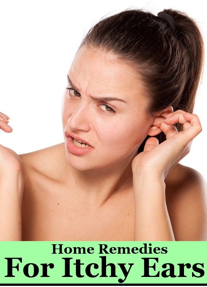 8 Home Remedies For Itchy Ears