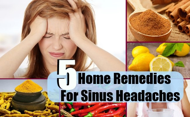 home-remedies-for-sinus-headaches