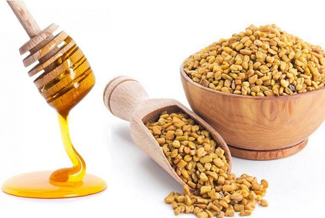 Honey And Fenugreek