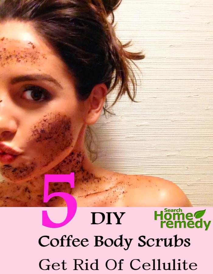 5 DIY Coffee Body