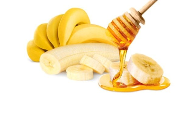 Banana Honey Mask