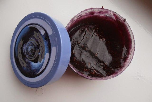 Blueberry And Honey Scrub