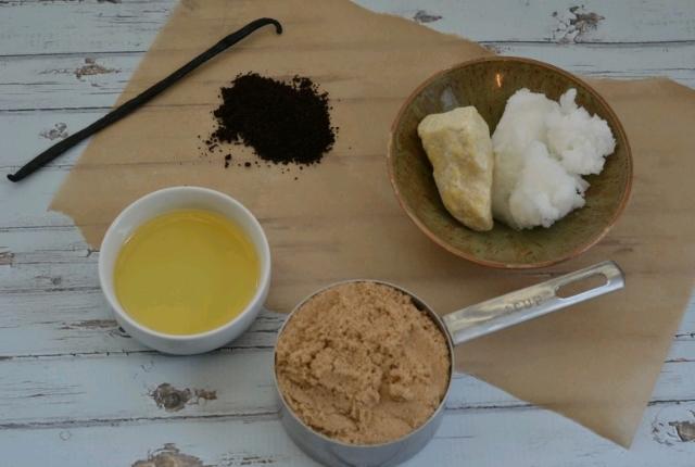 Coffee And Cocoa Butter Scrub