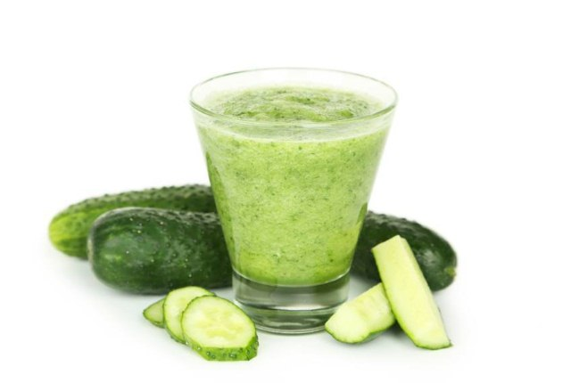 Cucumber Pulp And Juice