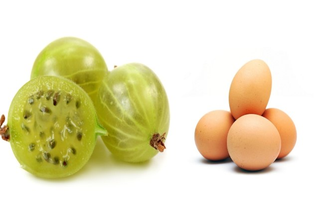 Egg And Indian Gooseberry Hair Mask