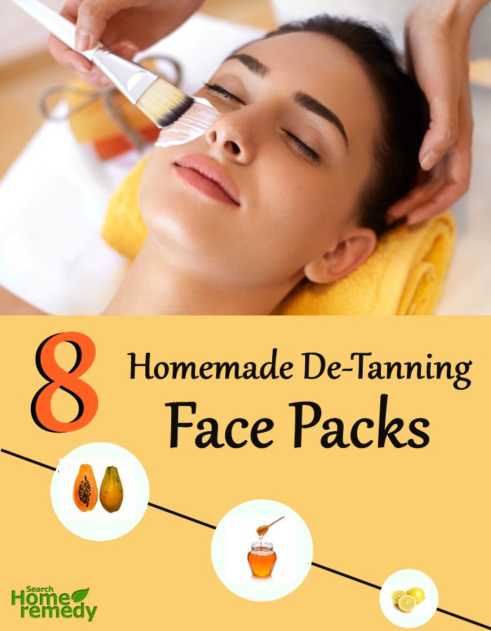 Face Packs You Should Try