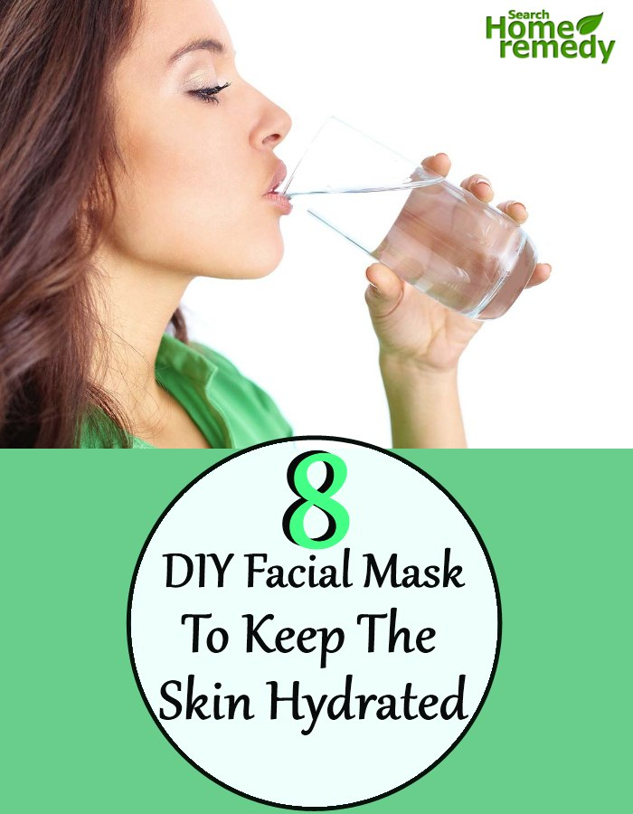 Keep The Skin Hydrated