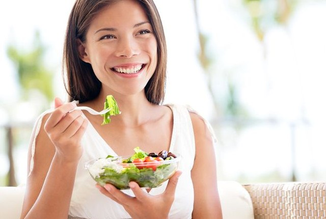 Raw Food Keeps Skin Healthy