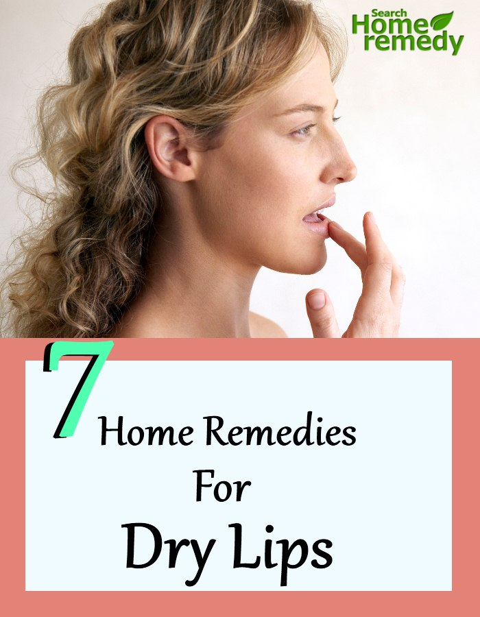 Remedies For Dry Lips