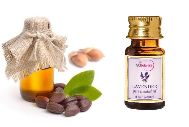Castor Oil And Lavender Oil Beauty Recipe