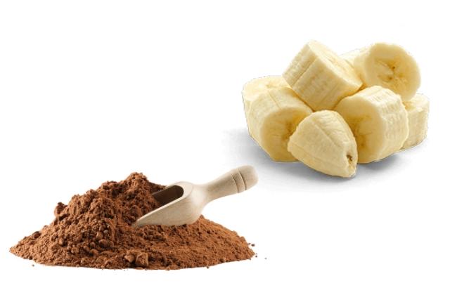 Chocolate And Banana Mask