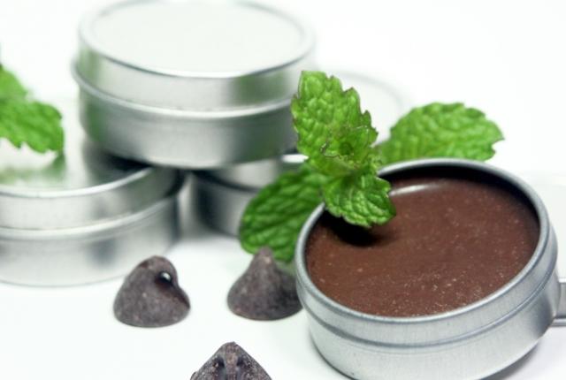 Cocoa Spearmint Lip Balm