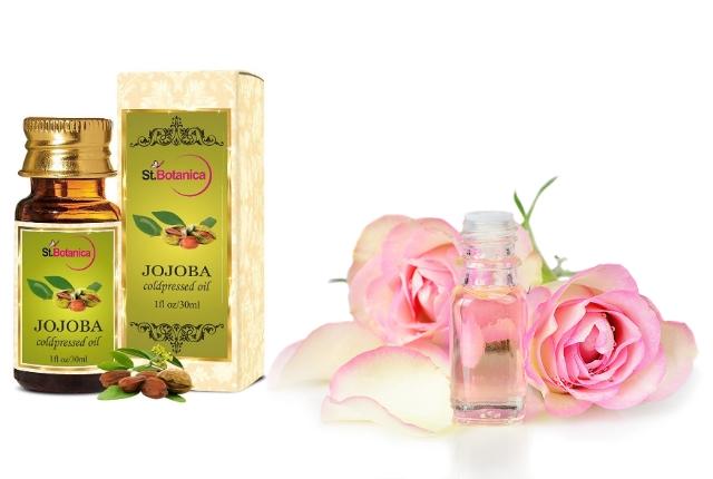 Jojoba Oil And Rose Oil Serum