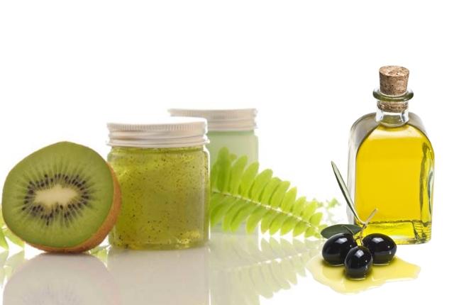 Kiwi And Olive Oil