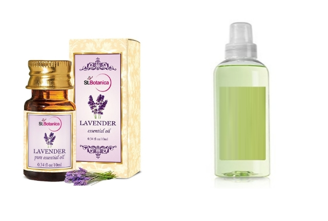 Lavender Oil With Green Tea