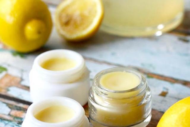 Luscious Lemon Lip Balm