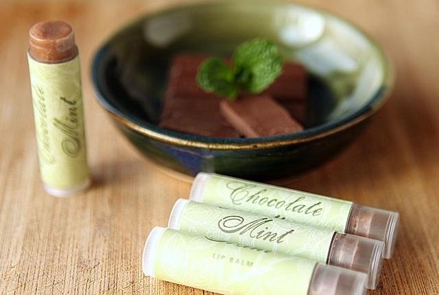Mint Chocolate Lip Scrub