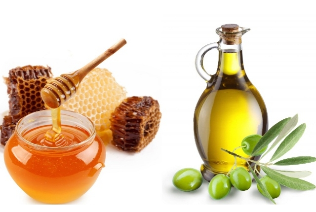 Olive Oil With Honey