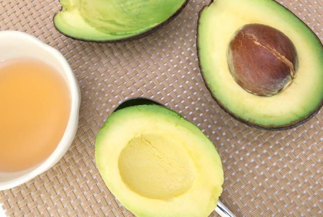 Avocado And Egg Mask