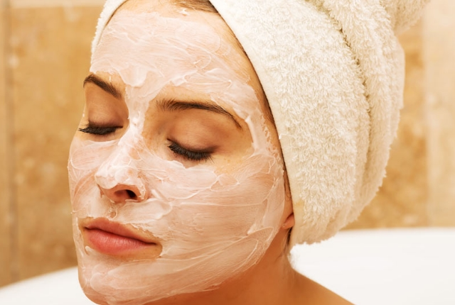 Apply Homemade Skin Mask