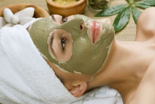 Mint Face Pack