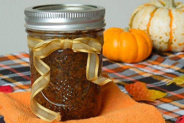 Pumpkin Sugar And Coffee Scrub