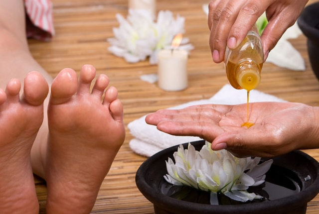 Use It Against Dry Hands And Cracked Feet