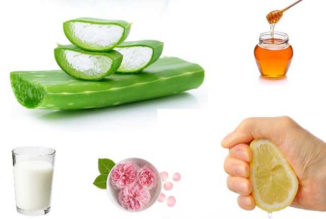 Aloe Vera Face Mask For Glowing Skin