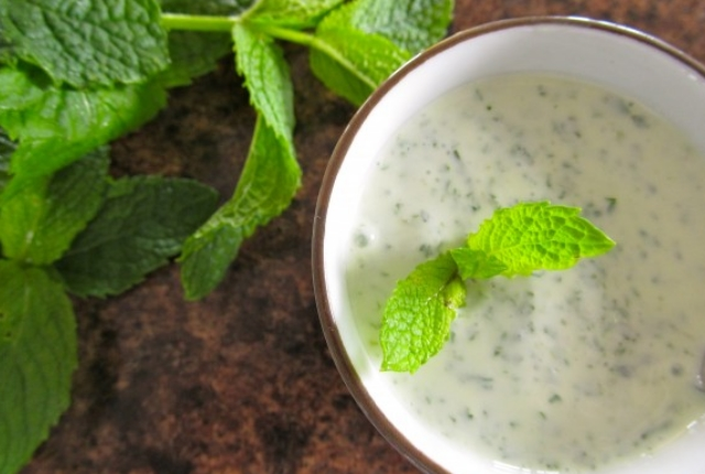 Mint And Yogurt