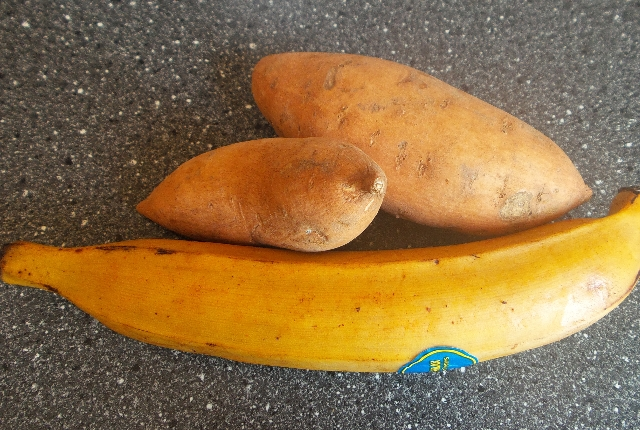 Potato And Plantain
