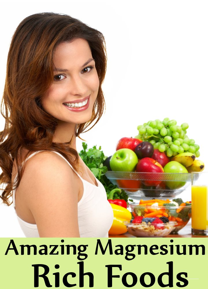 Amazing Magnesium Rich Foods